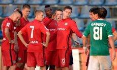 Jalgpall Narva Trans vs Levadia 26.08.2016