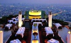 Вечеринка в облаках: 10 самых впечатляющих в мире баров на крыше