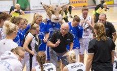 Eesti U18 neidude koondise peatreener Jaanus Levkoi