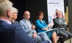 Presidendikandidaatide majandusdebatt Teenusmajanduse Kojas
