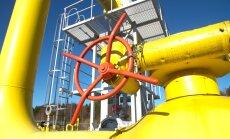 Leedust imporditud gaas moodustas märtsis 18 protsenti gaasi koguimpordist.