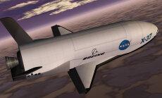 Salapärane väike kosmoselennuk X-37B on juba üle 600 päeva Maa orbiidil lennanud