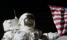 Eile suri seni viimasena Kuul käinud inimene