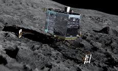 """Komeedi pinnale laskunud kuulus Philae maandur on nüüd ametlikult """"surnud"""""""