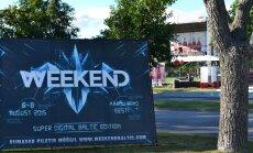 Weekend Festival 3.08