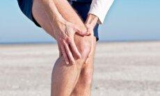 Sporditraumad põlve vigastus