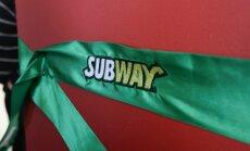 Ameerika päritoluga kiirtoidu kett Subway avas esimese müügikoha Eestis