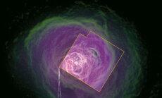 Viimne asi, mida Jaapani satelliit enne hukkumist pildistas