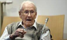 93-aastane endine SS-lane tunnistas end kohtu ees juutide tapmises kaassüüdlaseks ja palus andestust