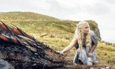 Daenerys Targaryen draakoniga