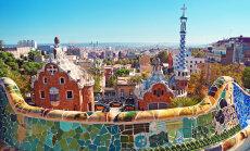 Парк Гуэль — самая красивая достопримечательность Барселоны