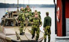 Kas Rootsi vetes toimunud suuroperatsiooni põhjuseks oli ikka Vene allveelaev? Kolm pöörast teooriat selle kohta