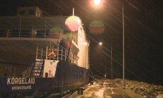 Looduse vastu ei saa: parvlaevaliiklus Hiiumaa suunal venib kogu laupäeva, lennupileteid on veel saada