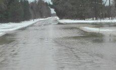 Jaanuarikuine suurvesi Raplamaal