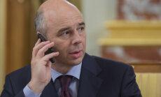 Venemaal on järgmise aasta eelarves triljoni rubla suurune auk
