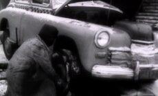 VANAD FILMIKAADRID 1958: Küll on hea kangiga külma mulda raiuda ehk kuidas ENSVs oli talv parim aeg kraavi kaevamiseks