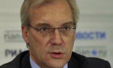 Vene saadik: jutt Vene ohust on USA vandenõu
