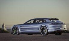 Porsche testib fännide taluvuspiire: Pariisis näeb esimest universaali!