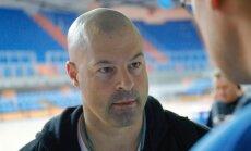 Poola korvpallikoondise peatreener Mike Taylor