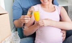 Ma ei teadnud, et olen rase ja jõin alkoholi — mis nüüd juhtub?