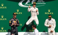 Nico Rosberg võitis Belgia GP