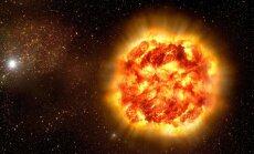 Supernoovad võisid jätta oma jälje inimese evolutsioonile