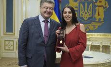 Ukraina eurovõidule viinud Jamala pälvis riikliku kultuuriauhinna
