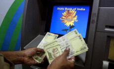 Indias on miljonid pangakaardid ohus. Sularahaautomaatide võrk on nakatatud pahavaraga