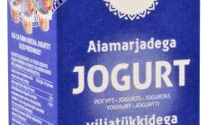 Farmi valik laienes laktoosivaba jogurti ning uute maitsetega kohupiimakreemidega