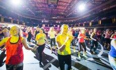 Nike Fitness training Saku Suurhall