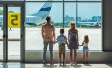 Algas koolivaheaeg — vaata, mida pead teadma lastega reisimise kohta!