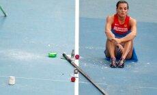 Venemaa riiklik dopinguprogramm läks Jelena Issinbajevale maksma Rio de Janeiro olümpiavõistluse.