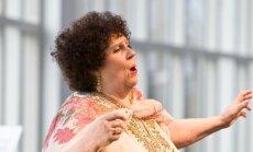 Margarita Voites, muinasjutuliselt puhas ja pehme koloratuursopran pidas 80. sünnipäeva