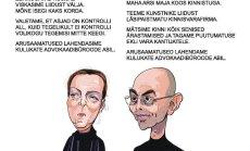 Eesti Kunstnike Liidu suurkogu saadab iroonia ja liikmete pahameel