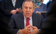 Lavrov: Obama allkirjastatud Ukraina toetamise seadus võib katkestada Vene-USA koostöö
