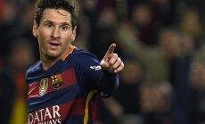 LÕPUKS: Messi nimetati esimest korda Hispaania liiga kuu mängijaks