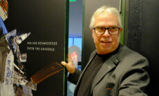 """GALERII: Teletorni kosmosenäituse """"Elus Universum"""" avamine tõi kokku kodumaised kosmosefännid"""