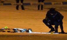 Tallinnas parklas tulistamise korraldanud mees võeti vahi alla