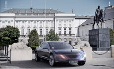 Varsovia: Poola autoloojate nägemus särtsakast innovaatilisest noobelautost