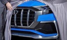 Audi näitab Detroidi autonäitusel Q8 kontsepti