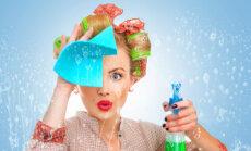 10 nippi kodu koristamiseks ja segaduse vältimiseks