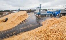 Võrumaal töötab Euroopa nüüdisaegseim graanulitehas