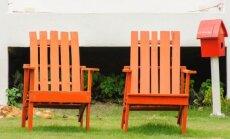 Садовая мебель — украшение Вашего двора