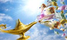 RAHASÕBRAD, PILGUD SIIA!: Neli müüti rahast ja investeerimisest