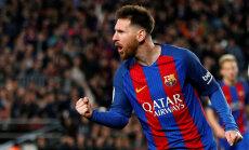 Peruu politsei konfiskeeris 1500 kilo Messi pildiga kokaiini