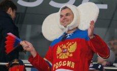 Venemaa jäähokifänn