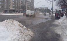 FOTO: Bussipeatuses seismine võib täna väga ebameeldivalt lõppeda