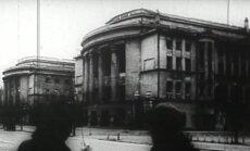 PÕNEVAD FILMIKAADRID: Arhitektid asuvad taastama sõjas kannatanud Tallinna ja uurivad Estonia teatri kahjustusi