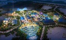В Дубае открылся крупнейший в регионе парк развлечений