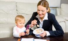 Начальница в пижаме: что запрещено говорить маме, работающей из дома